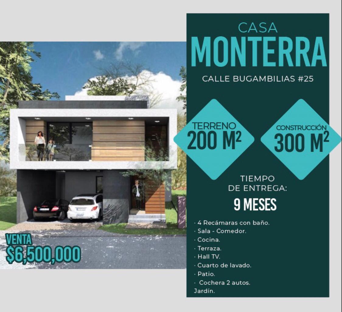 PROYECTO EN MONTERRA!! ( ENTREGA NOV 2021 )