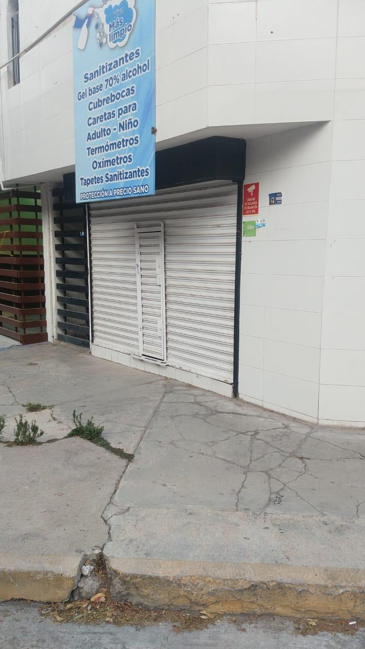 Local en Renta, POR EL SALESIANO