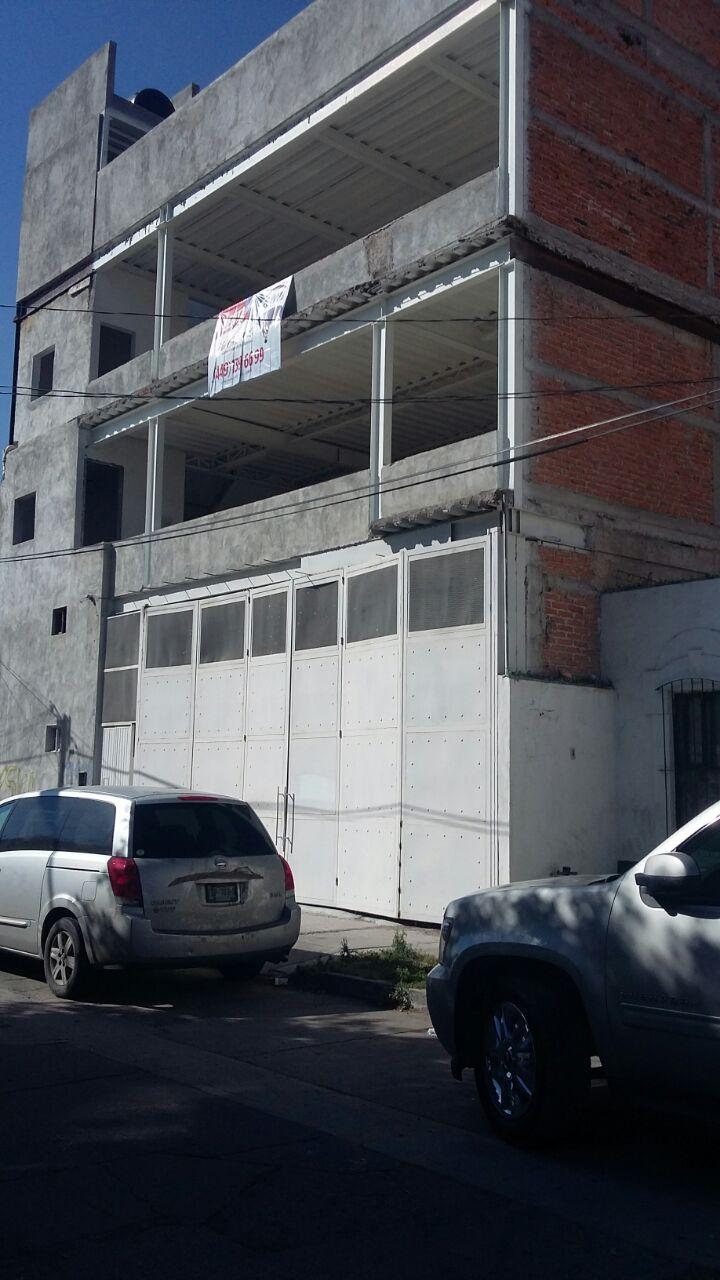 EDIFICIO PARA OFICINAS COLONIA DEL TRABAJO